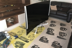 Samsung TV Wall Mounting