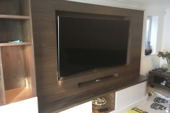 Final TV Wall Mounting