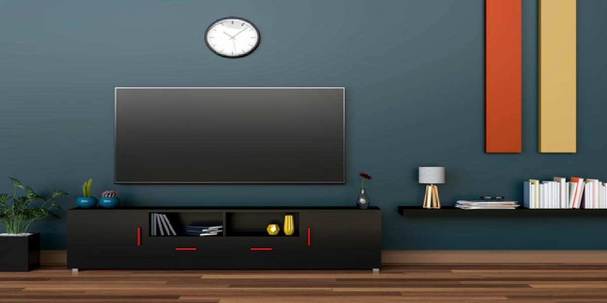 TV-wallmounting Home