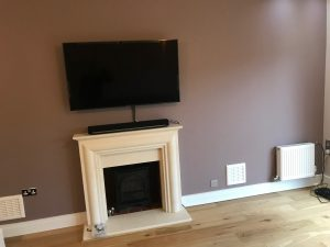 Living-room-TV-Wallmount-300x225 TV Wall Mount Milton Keynes