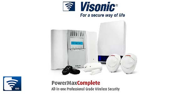 visonic-powermax-complete Alarms